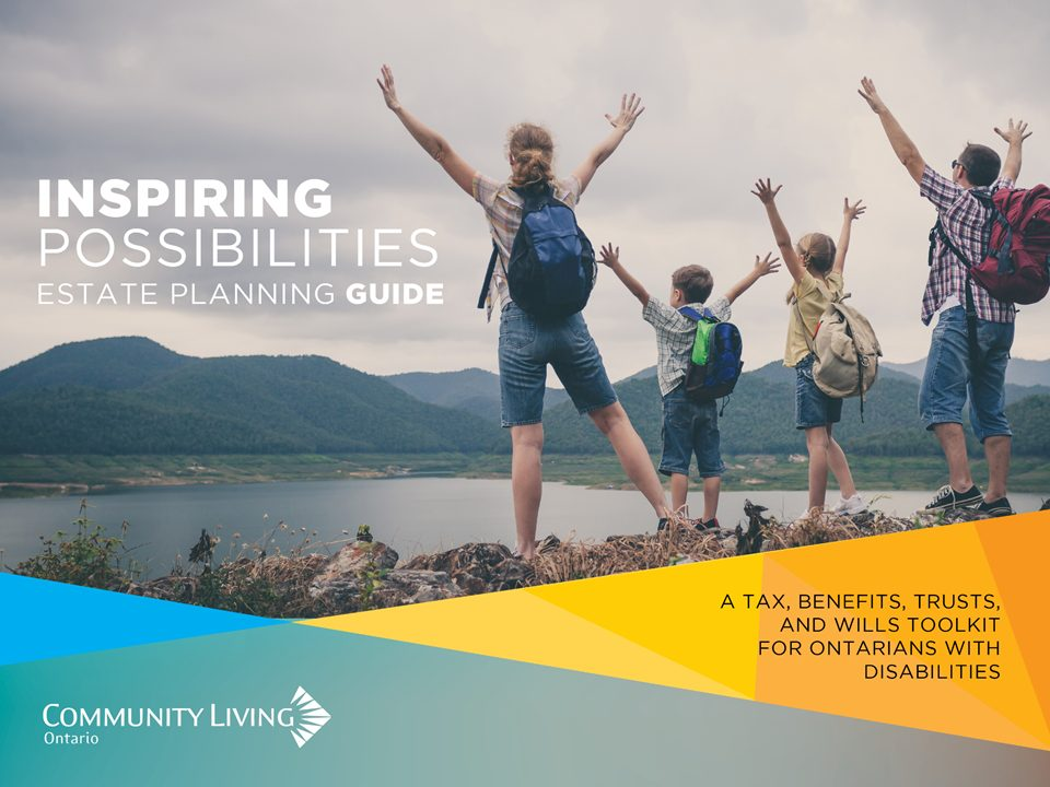 inspiring possibilities book cover
